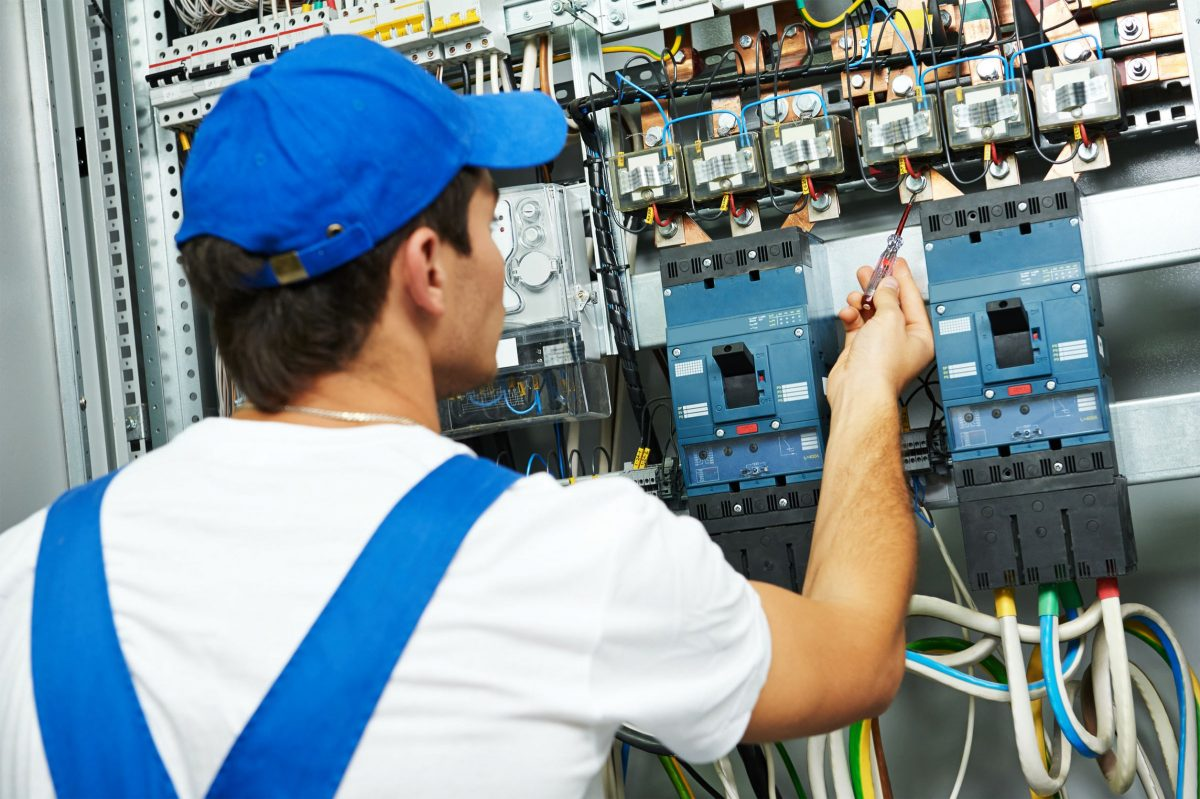 What Is Involved With An Electrician's Job?